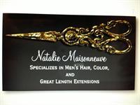 Natalie Maisonneuve @ NM Salon