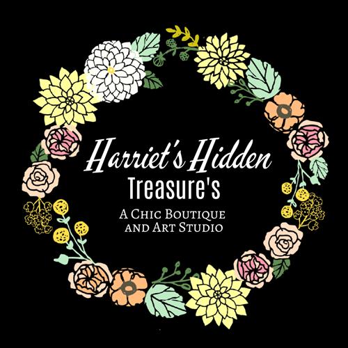 Harriet's Hidden Treasures
