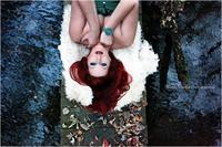 Michelle Wysong Struck @ Salon Red
