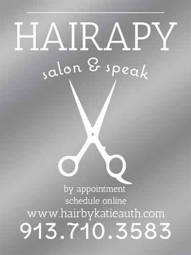 Hairapy salon & speak — Katie Auth