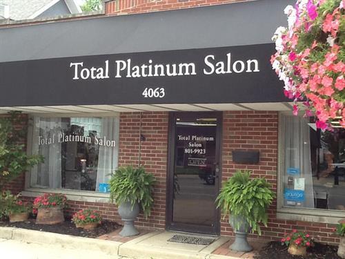Total Platinum Salon