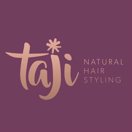 Taji Natural Hair Styling