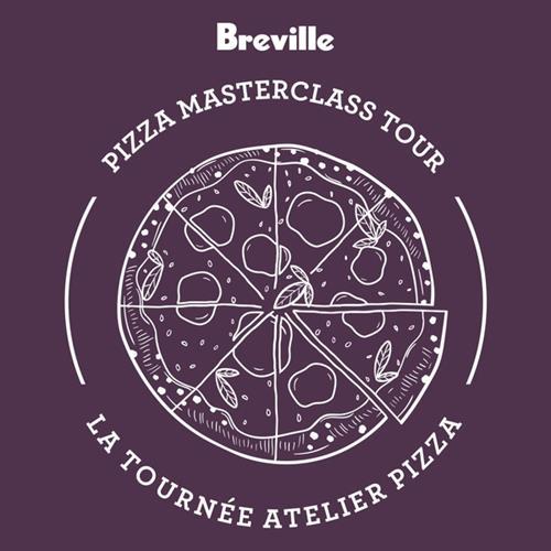 Montreal_Breville Canada Pizzaiolo Masterclasses_1-855-683-3535