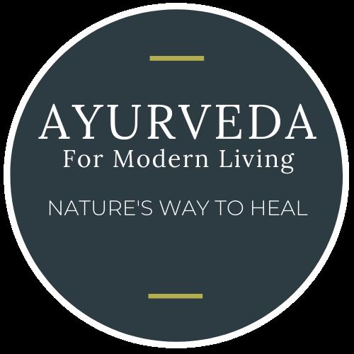 Ayurveda For Modern Living