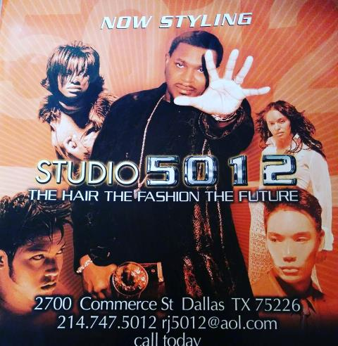STUDIO 5012 SALON