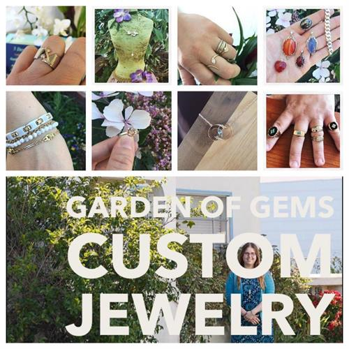 Garden of Gems Custom Jewelry