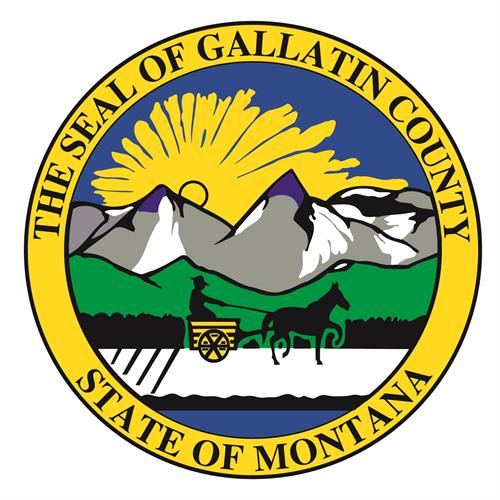 Logo: Gallatin County Motor Vehicle