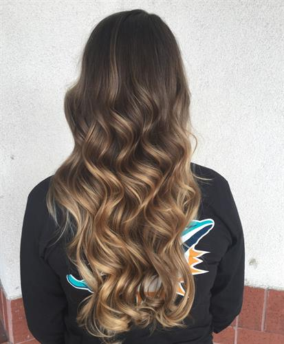Hair by Karlie Dare