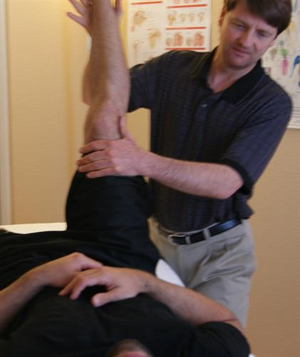 Focused Touch - orthopedic massage therapy