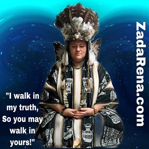 Zada Rena - A Nomadic Modern Day Healer; Austin