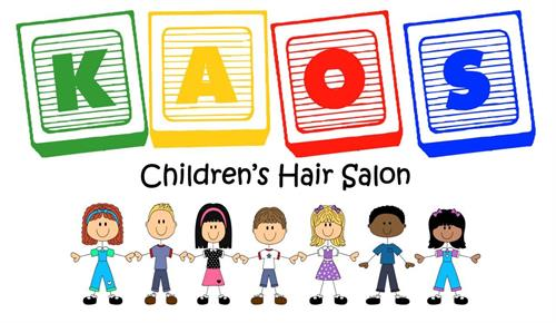 Check out new offers every week at kaos children 39 s hair for Childrens hair salon