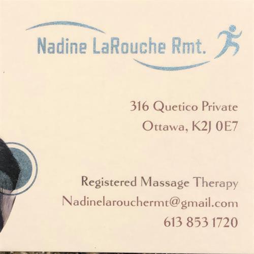 Nadine LaRouche Rmt