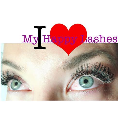 Happy Lashes Downtown