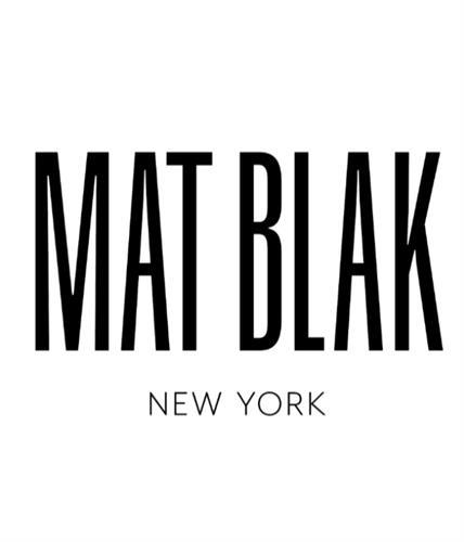 MAT BLAK NEW YORK