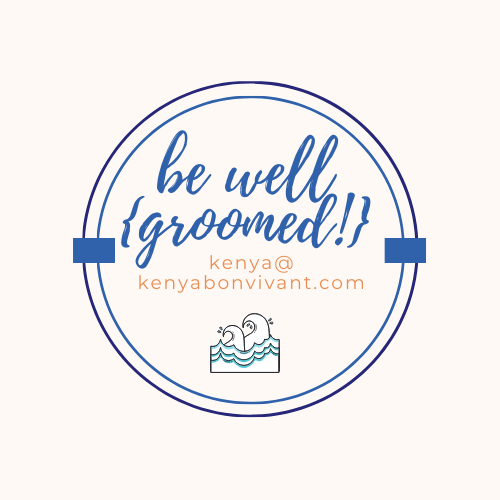 be well {groomed!}