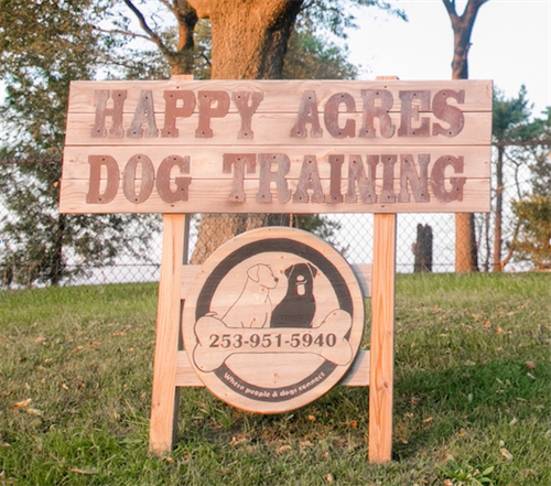 Happy Acres Dog Training