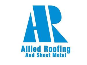 Logo: Allied Roofing U0026 Sheet Metal