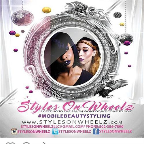 Styles On Wheelz Mobile Beauty Service LLC