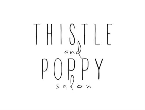 Thistle and Poppy Salon