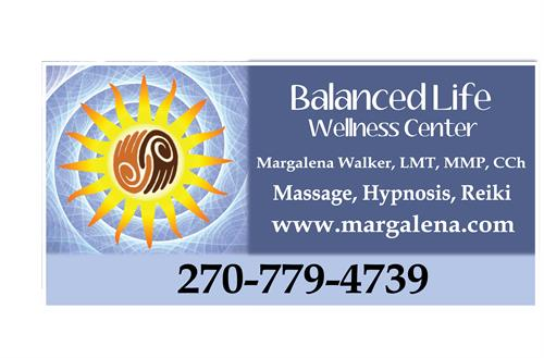 Balanced Life Wellness Center (Massage Therapy Clinic and Hypnosis Center)