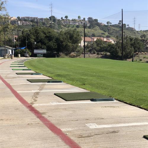 Driving Range at Riverwalk Golf Club