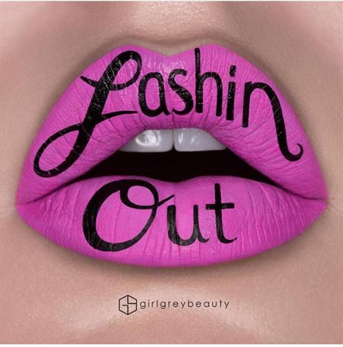 Lashin Out- Victoria