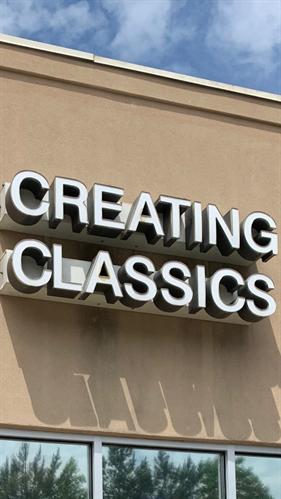 Creating Classics Salon