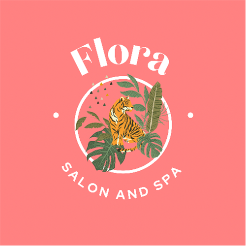Flora/Just For You Salon & Spa (mall)