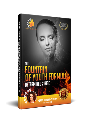 Fire In Your Belly & The Fountain Of Youth Formula