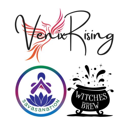 Venix Rising | Savasanation | Witches Brew