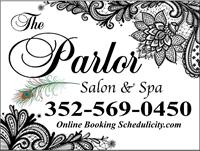 The Parlor Salon on Schedulicity