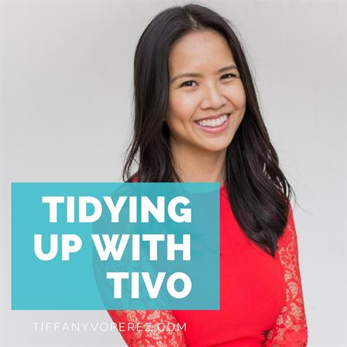 Tiffany Vo Perez, Clutter Consultant