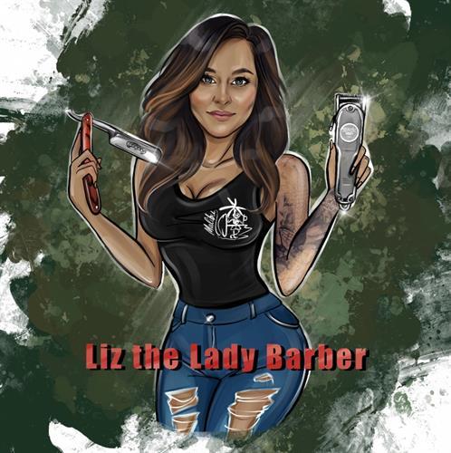 Liz the Lady Barber