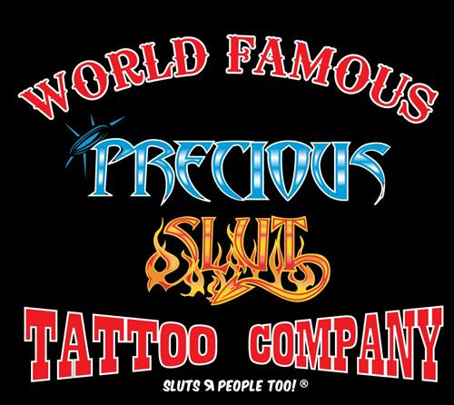 Precious Slut Tattoo Company Las Vegas